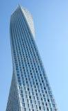 Dubai Cayan Tower Foto de archivo