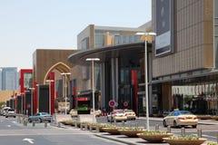 dubai centrum handlowe wejściowy główny Obrazy Stock
