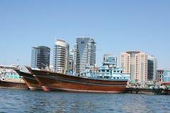 Dubai city Royalty Free Stock Photo
