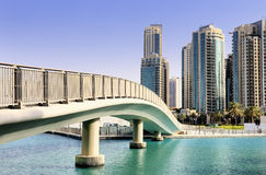 Dubai city Royalty Free Stock Images
