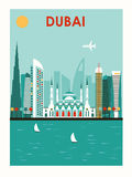 Dubai. Stock Image