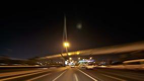 Dubai City Driving stock video