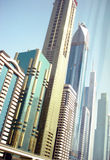 Dubai City stock image