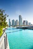 Dubai City, UAE Royalty Free Stock Photo