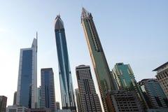 Dubai. City of Dubai in United Arab Emeriates Stock Photography
