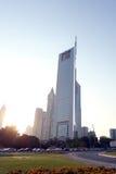 Dubai. City of Dubai in United Arab Emeriates Royalty Free Stock Image