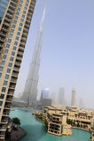 Dubai city, United Arab Emirates Royalty Free Stock Photo