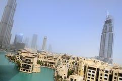 Dubai city, United Arab Emirates Stock Photo