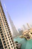 Dubai city, United Arab Emirates Stock Image