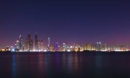 Dubai cityscape Stock Image