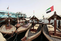 Dubai Creek photographie stock libre de droits