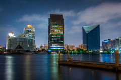 Dubai creek Royalty Free Stock Photo
