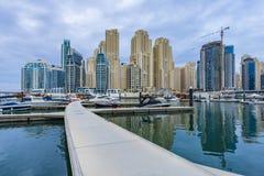 Dubai Creek Royalty Free Stock Images