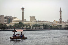 Dubai Creek Stock Photos