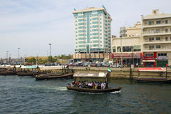 Dubai Creek Stock Photography