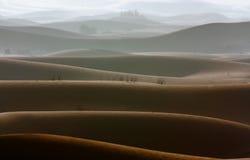 Dubai desert Royalty Free Stock Photo