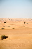 Dubai Desert, United Arab Emirates Stock Photo