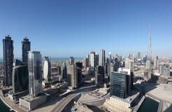 Dubai Downtown Stock Photo