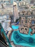 Dubai Downtown District, UAE Stock Photos