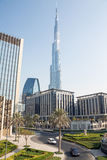 Dubai Downtown Royalty Free Stock Images