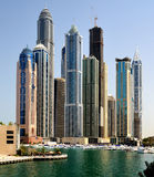 Dubai. Dubai Marina Royalty Free Stock Photo
