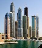 Dubai. Dubai Marina Royalty Free Stock Photo