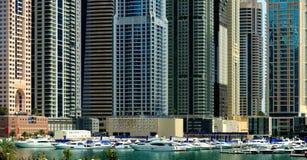 Dubai. Dubai Marina Stock Images