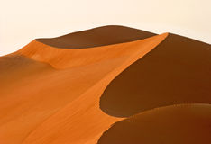 Dubai Dune Abstract Stock Photography