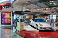 Dubai duty free Stock Photo
