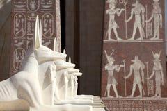 dubai egipskiego centrum handlowego o temacie wafi obrazy stock