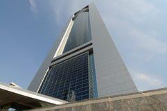 dubai emiratów wierza fotografia stock