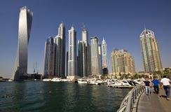 Dubai, Emiratos Árabes Unidos Imagem de Stock