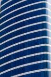 DUBAI, EMIRATOS ?RABES UNIDOS - em outubro de 2018: Torre de Burj Khalifa Este arranha-c?us ? a estrutura sint?tica a mais alta n imagem de stock