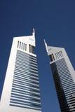 dubai emiraty górują obrazy stock