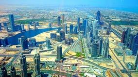 Dubai förälskelse Arkivbilder