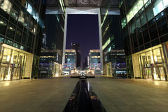 Dubai Financial Centre (DIFC) Royalty Free Stock Images