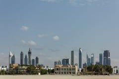 Dubai Financial Centre Stock Photo