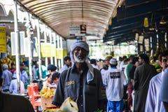 Dubai fiskmarknad Deira Fotografering för Bildbyråer