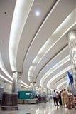 Dubai-Flughafen Stockfotografie