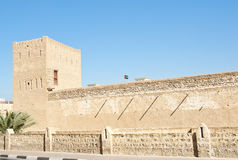 Dubai fort Stock Photo