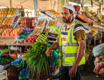 Dubai Fruit and Vegetable Market Royalty Free Stock Image