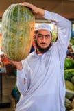 Dubai Fruit and Vegetable Market Royalty Free Stock Photography