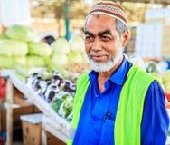 Dubai Fruit and Vegetable Market Royalty Free Stock Image