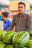 Dubai Fruit and Vegetable Market Stock Images