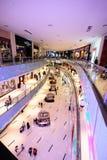Dubai galleria, Dubai, UAE Fotografering för Bildbyråer