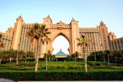 Dubai. Hotel Atlantis Royalty Free Stock Photography