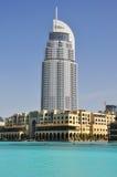 Dubai, hotel del direccionamiento foto de archivo