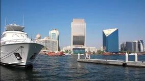 Dubai hotels. United arab emirates stock video