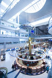 Dubai International Airport Royalty Free Stock Images