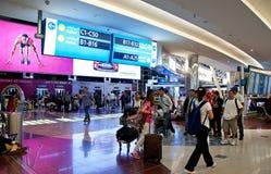 Dubai International Airport Royalty Free Stock Photos
